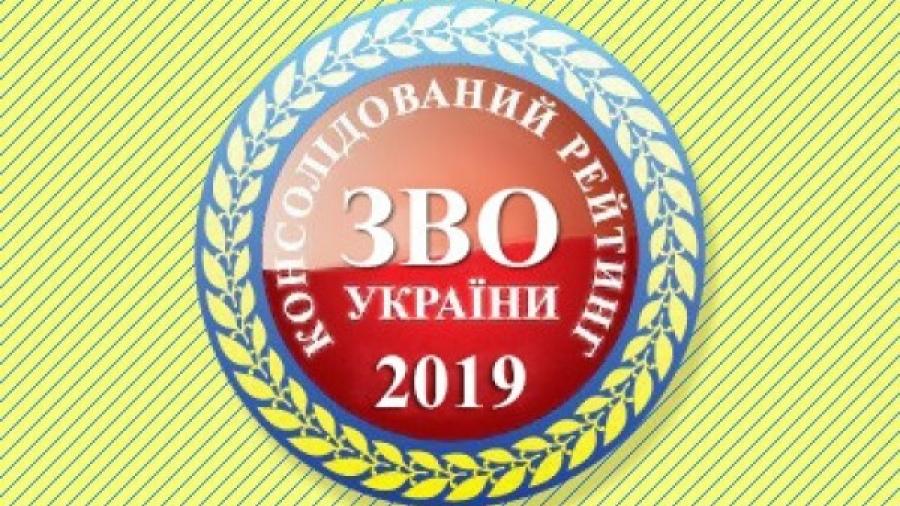 Рейтинг 2019